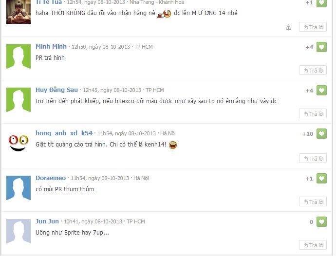 Comments kenh14